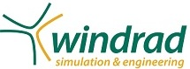 Logo der Windrad Engineering GmbH